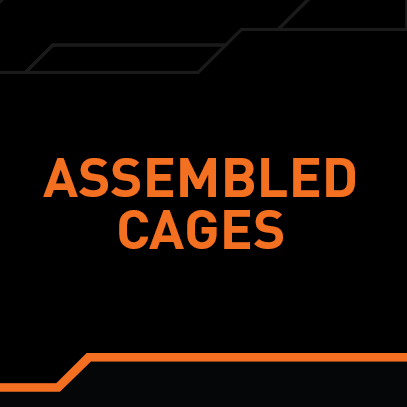 ASSEMBLED CAGES
