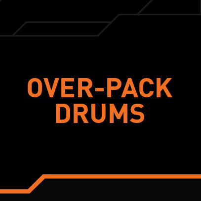 Overpack Drums